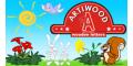 Artiwood Wooden Letters Logo