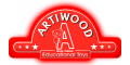 Artiwood Wooden Toys Logo