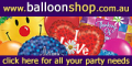 Balloon Shop Logo