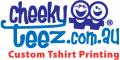 Cheeky Teez  Logo