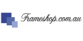Frameshop.com.au  Logo