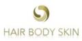 Hair Body Skin Logo