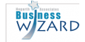 Hogarth Associates Business Wizard Logo