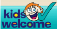 Kids Welcome  Logo