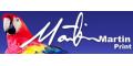 Martin Print Logo