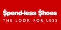Spend-less Shoes Logo