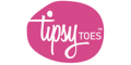 Tipsy Toes Fold Up Shoes Logo